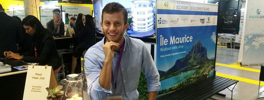 Emmanuel Maujean Forum Expat Paris
