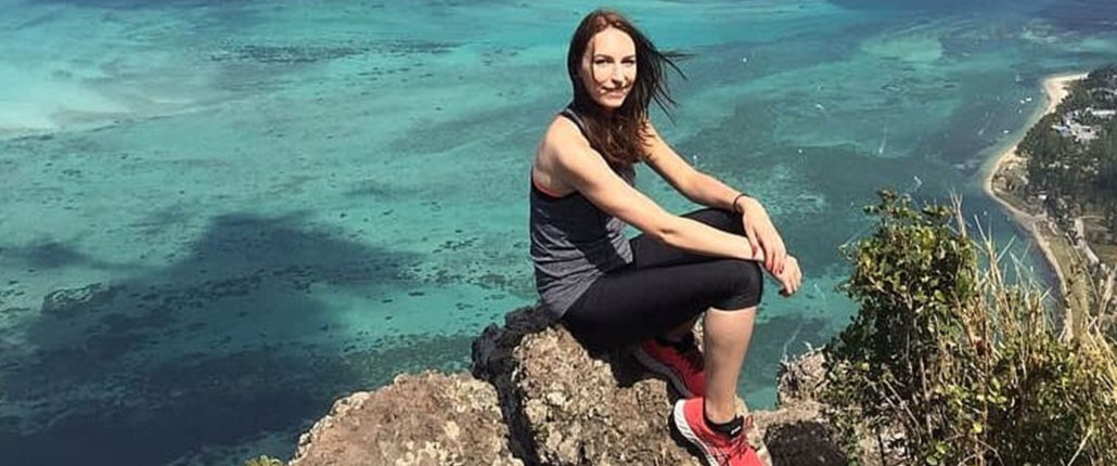 Mathilde - son stage à l'étranger 2