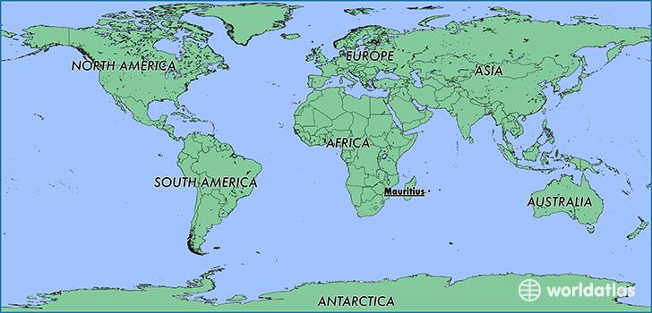 Délocaliser son entreprise à l'île Maurice : localisation