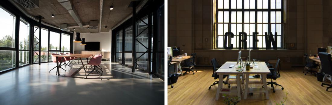 Améliorer le bien-être de ses salariés - Exemples d'espaces