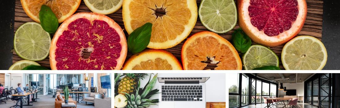 Améliorer le bien-être de ses salariés - Exemples couleurs