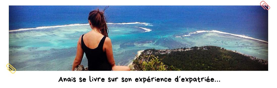 Anais - Expatriée à l'Île Maurice