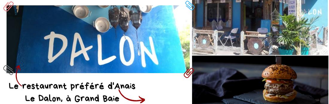 Anaïs - Ses lieux préférés
