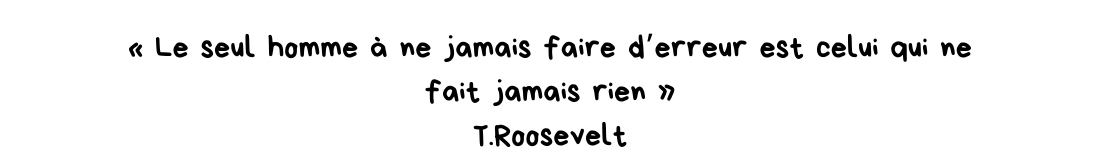 Citation de Roosevelt