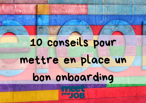 Article processus d'onboarding