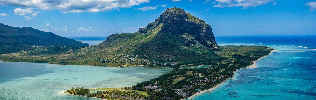 Partir faire un stage à l'île maurice