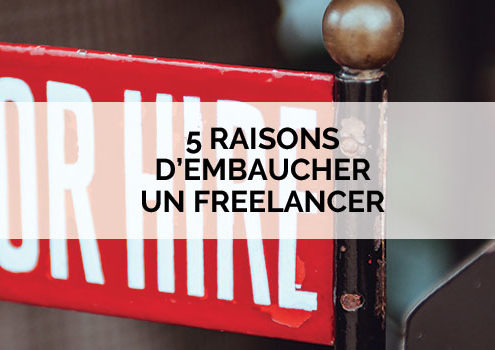 signe embauche freelancer